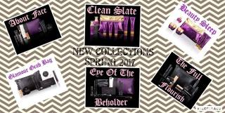 NEW COLLECTIONS 2017