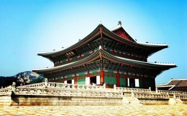 SEOUL KOREA GANGNAM TEMPLE
